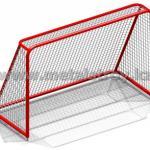 Ворота футбольные детские. Размер: 1500х1800х1500