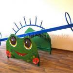 """Лягушонок Тимка"" Размеры: 3.0x0.6x0.5m"