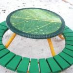 """""""Столики для дошколят&quot Размер: d=1.5m"""