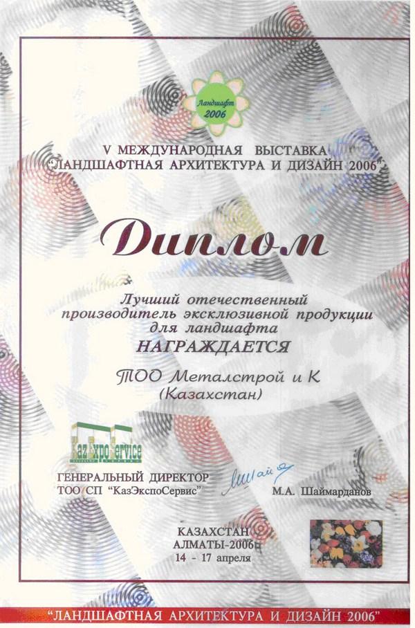 Диплом 2006