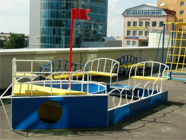 """""""Кораблик"""" Размер: 4.2x2.4m"""
