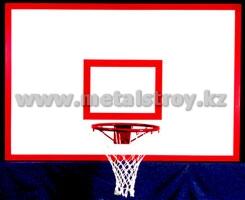 Щит баскетбольный, навесной. Размер: 590х450