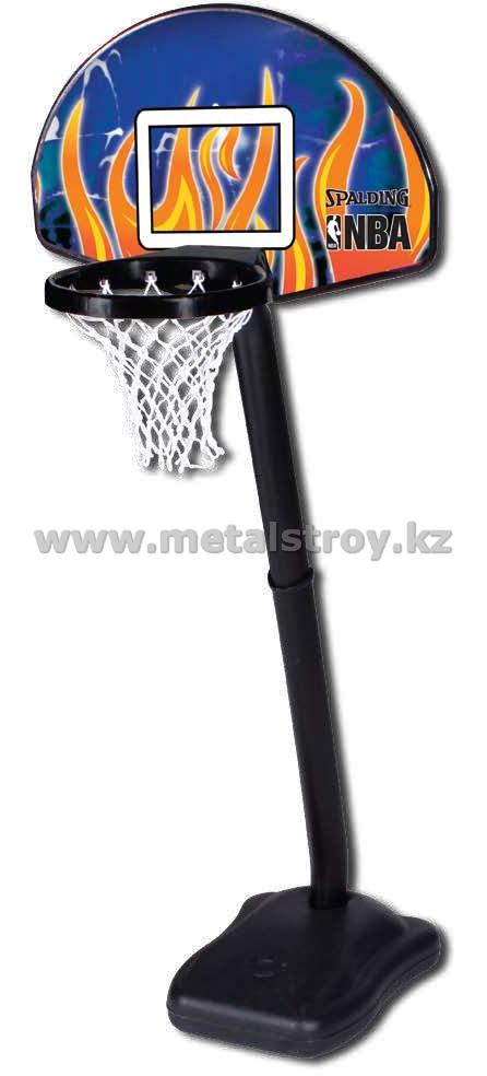 Щит баскетбольный, детский, переносной